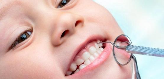 El cuidado dental los primeros años de vida